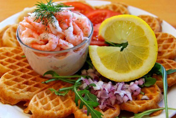 Salsa di Gamberetti in Svezia