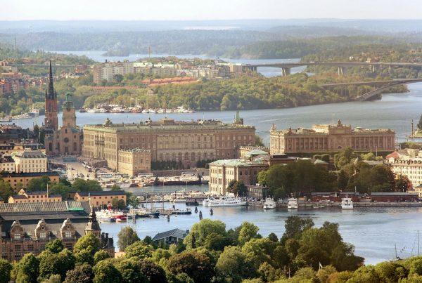 Stoccolma centro storico