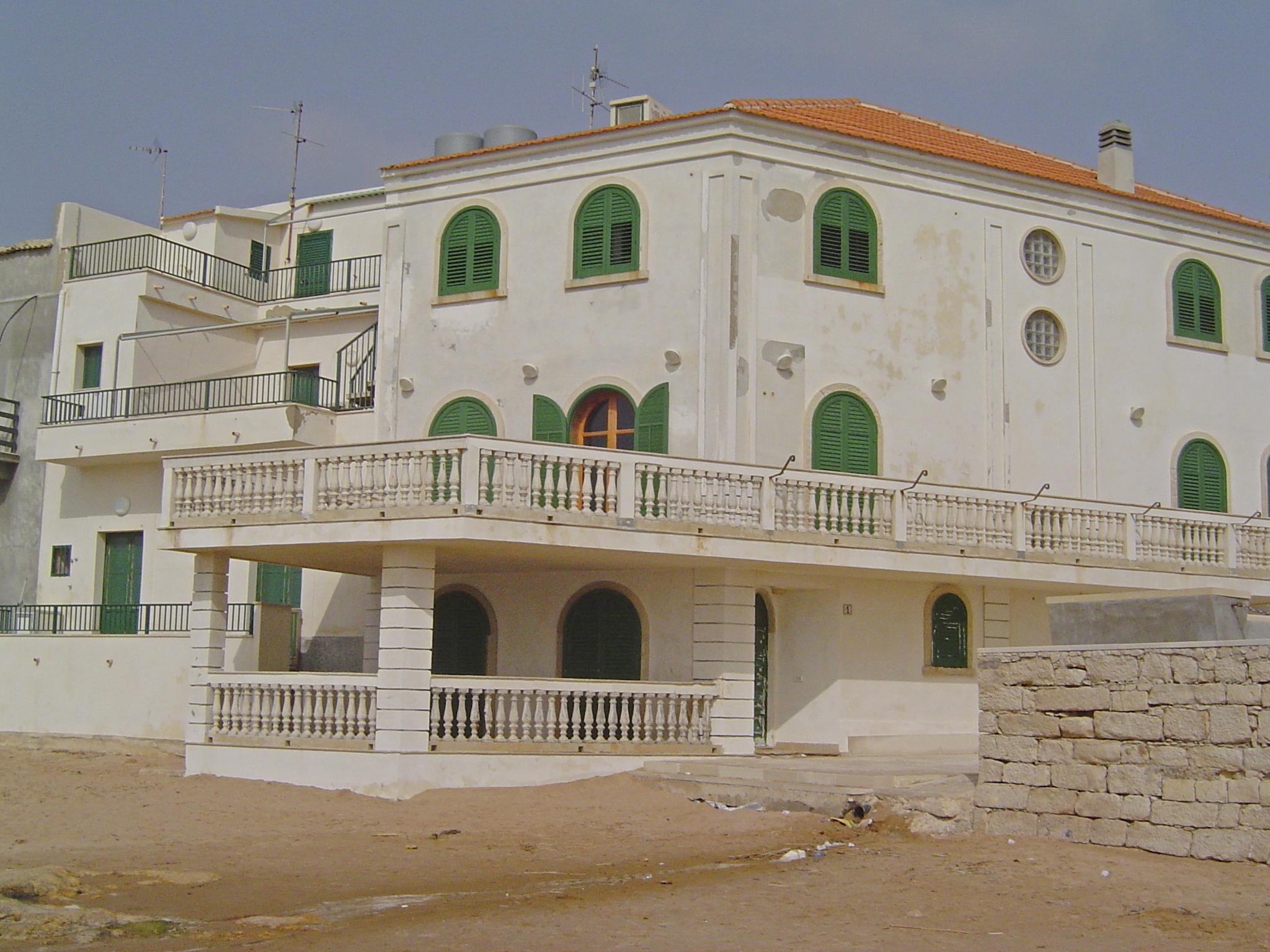 Casa di Montalbano a Punta Secca Sicilia