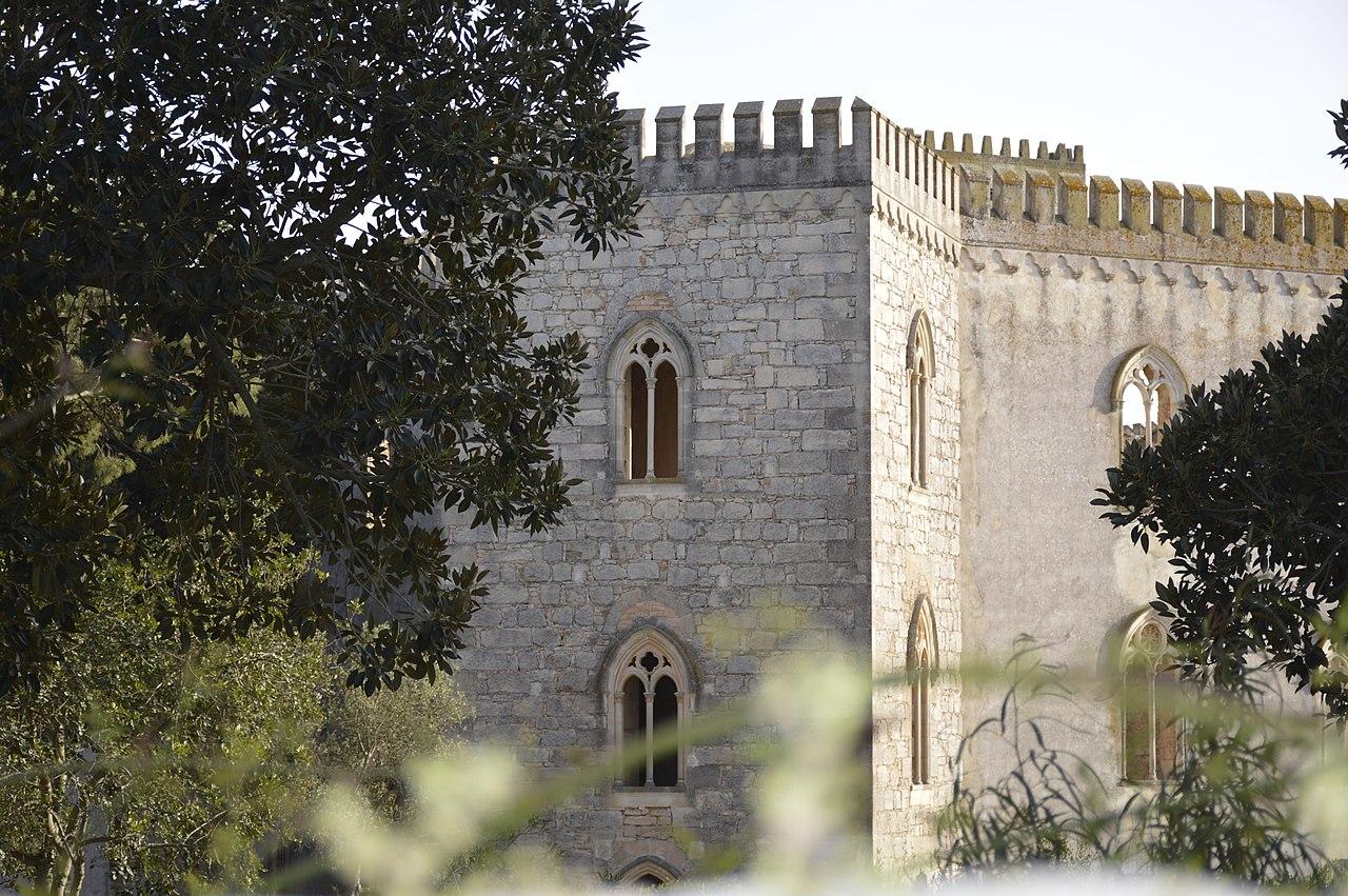 Castello di Donnafugata Sicilia Montalbano