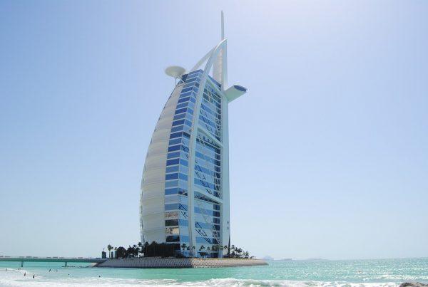 Hotel più lussuoso al mondo Dubai