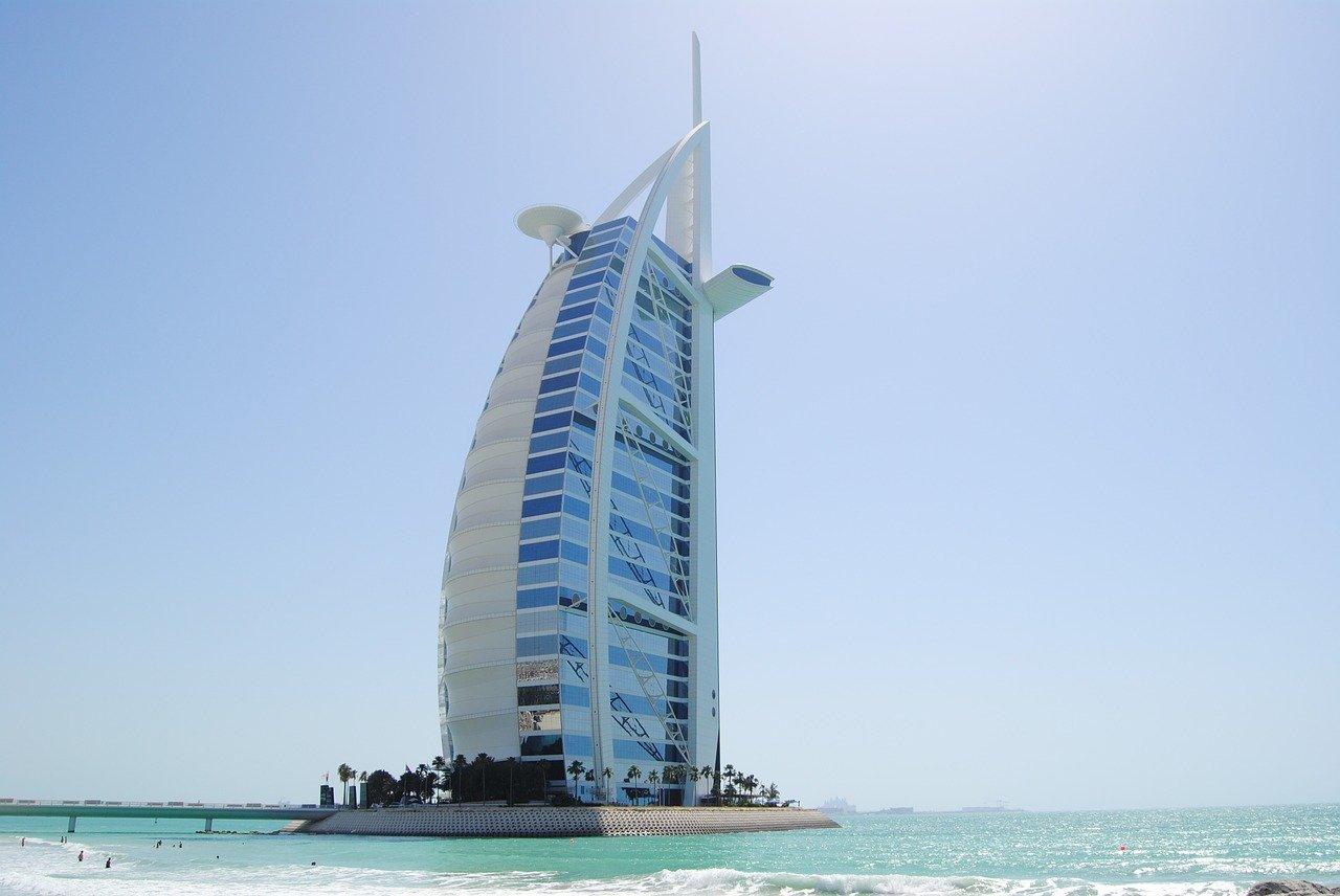 Burj al Arab, hotel più lussuoso al mondo