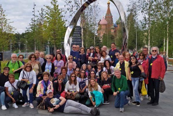 A Mosca in Viaggio di Gruppo