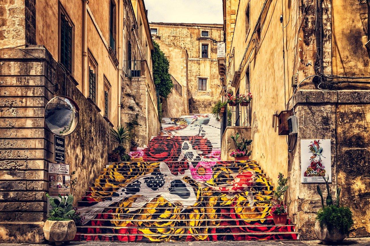 Noto Sicilia, centro storico
