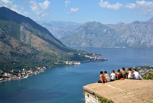La Baia di Kotor Montenegro