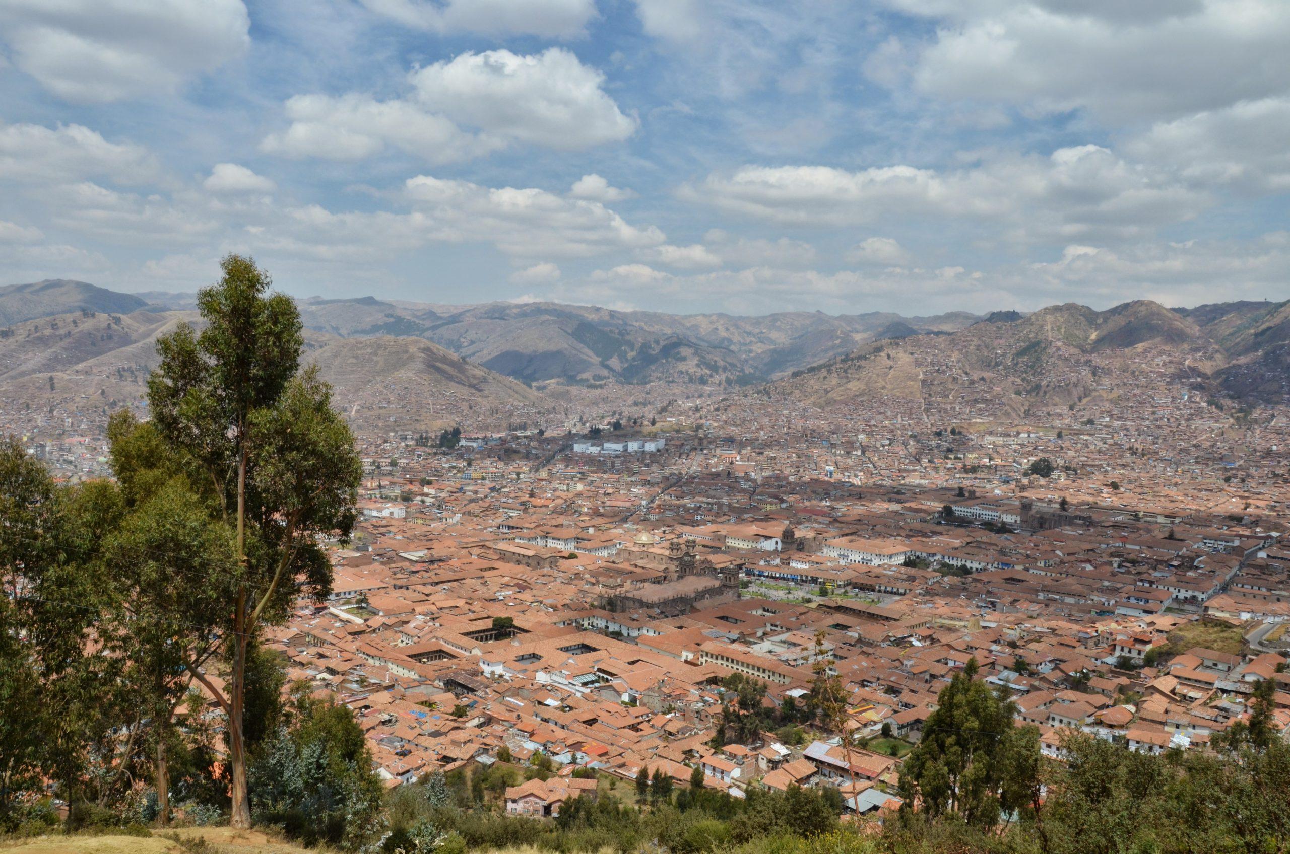 """Cuzco, la """"capitale"""" delle Ande"""