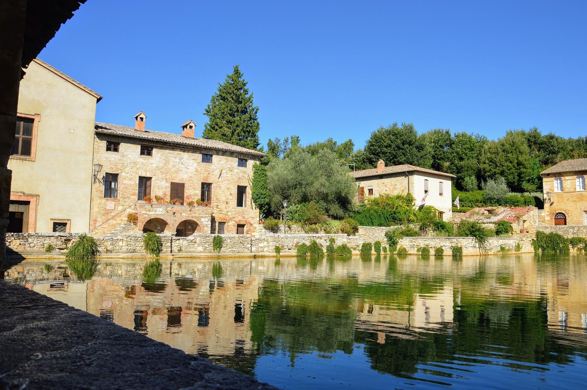 Bagno Vignoni Toscana