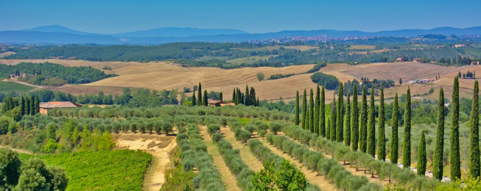 Itinerario tra i borghi della Toscana